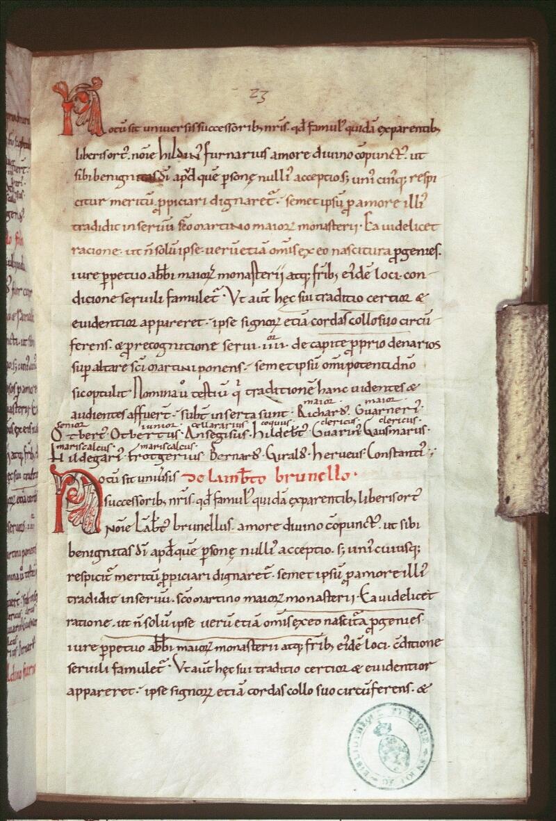 Tours, Bibl. mun., ms. 1376, p. 023