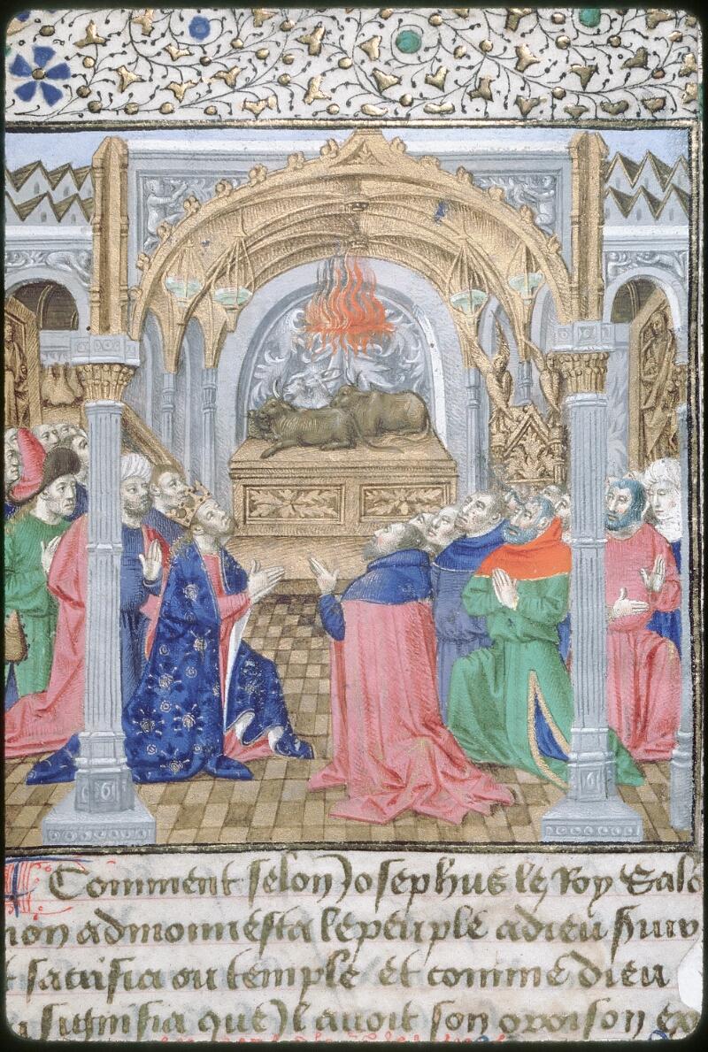 Tours, Bibl. mun., ms. 1850, f. 004 - vue 2