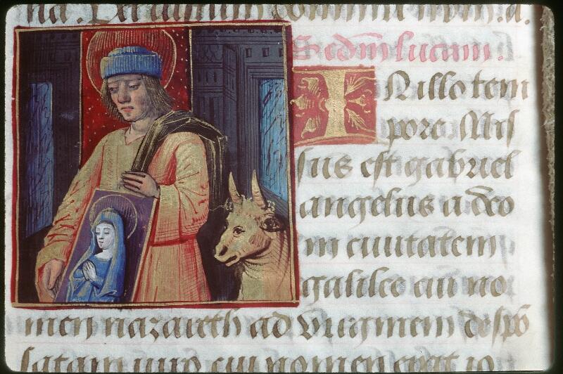 Tours, Bibl. mun., ms. 2042, f. 008 - vue 2