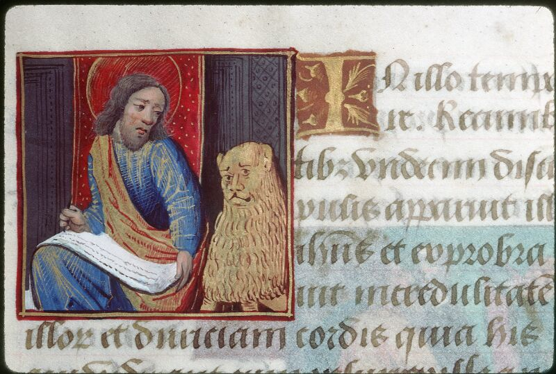 Tours, Bibl. mun., ms. 2042, f. 010