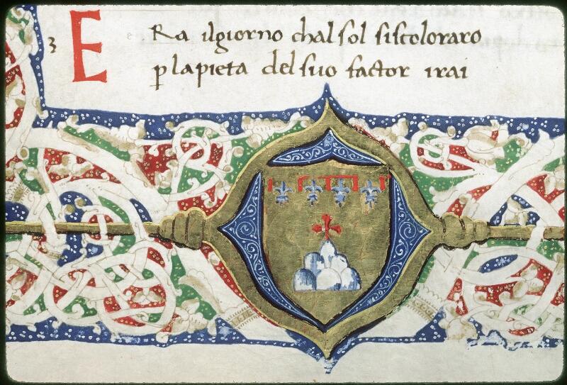Tours, Bibl. mun., ms. 2102, f. 009 - vue 4