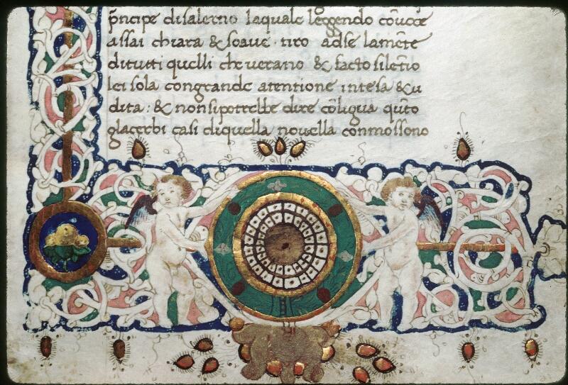 Tours, Bibl. mun., ms. 2103, f. 001 - vue 2