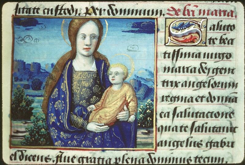 Tours, Bibl. mun., ms. 2104, f. 126