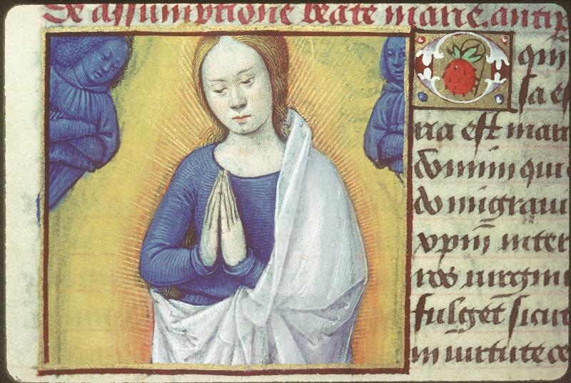 Tours, Bibl. mun., ms. 2104, f. 130v - vue 2