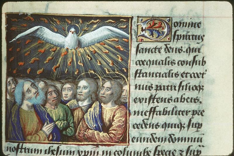 Tours, Bibl. mun., ms. 2104, f. 142 - vue 1