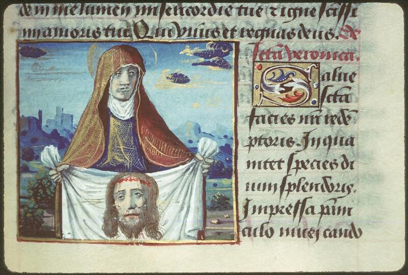 Tours, Bibl. mun., ms. 2104, f. 142 - vue 2