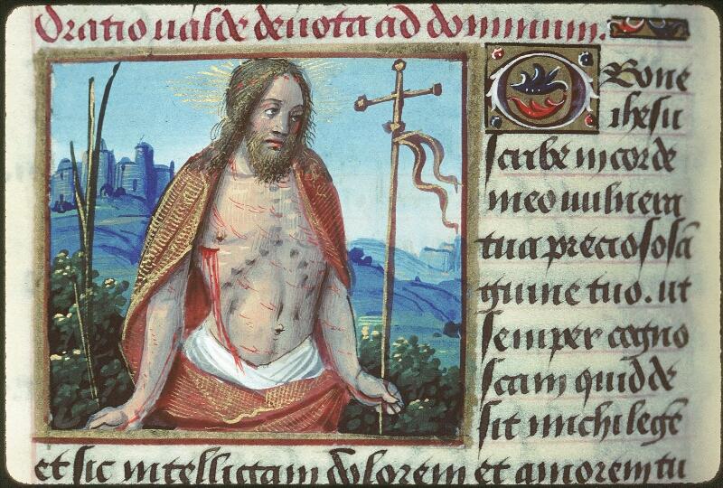 Tours, Bibl. mun., ms. 2104, f. 155v - vue 2