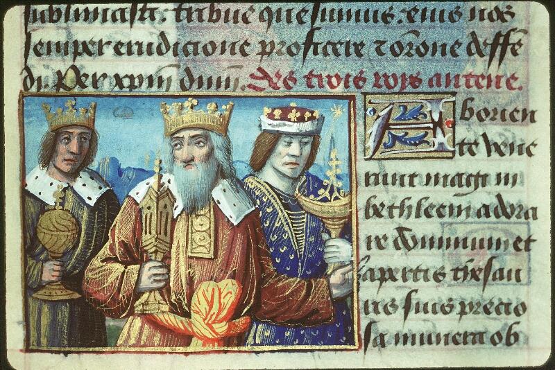 Tours, Bibl. mun., ms. 2104, f. 164 - vue 2