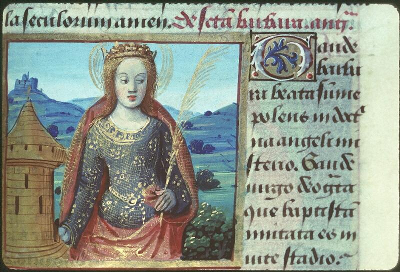 Tours, Bibl. mun., ms. 2104, f. 177