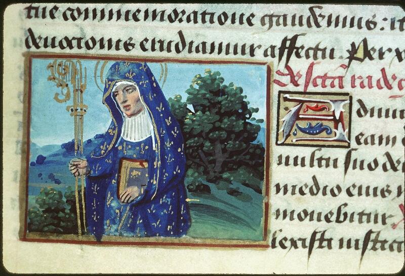 Tours, Bibl. mun., ms. 2104, f. 179 - vue 2