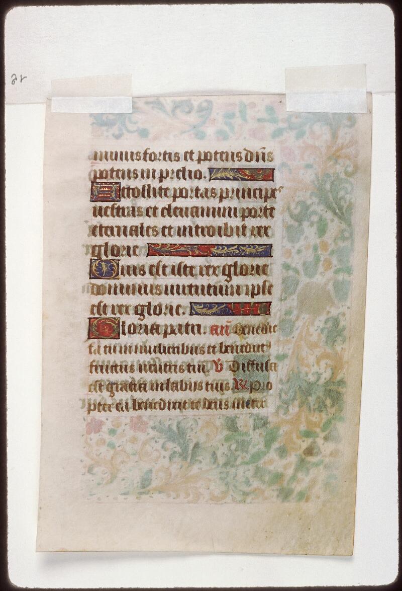 Tours, Bibl. mun., ms. 2273 A, f. 005