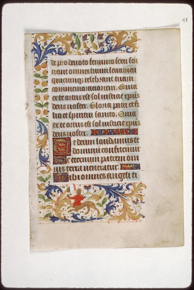 Tours, Bibl. mun., ms. 2273 A, f. 006