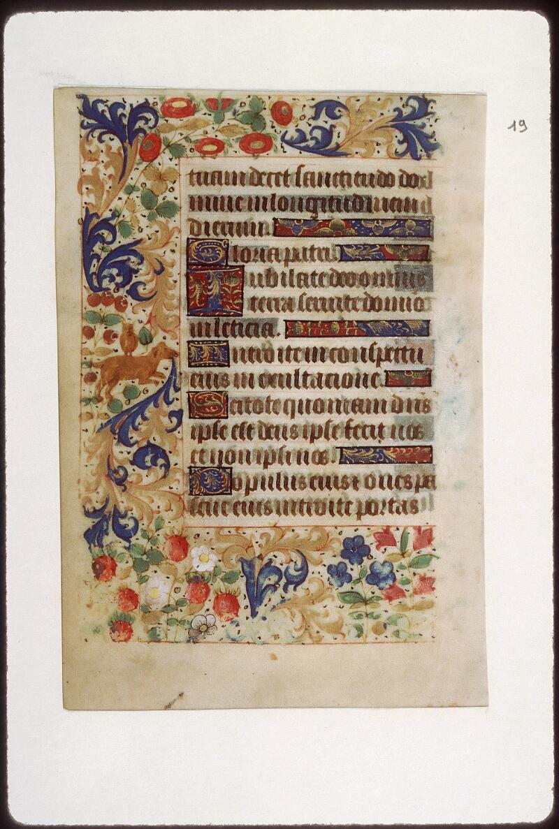 Tours, Bibl. mun., ms. 2273 A, f. 007v