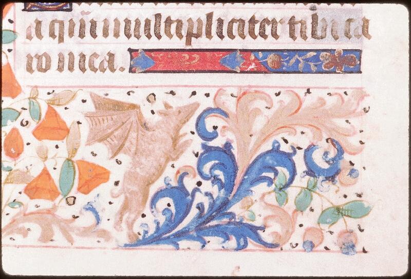 Tours, Bibl. mun., ms. 2273 A, f. 008 - vue 2