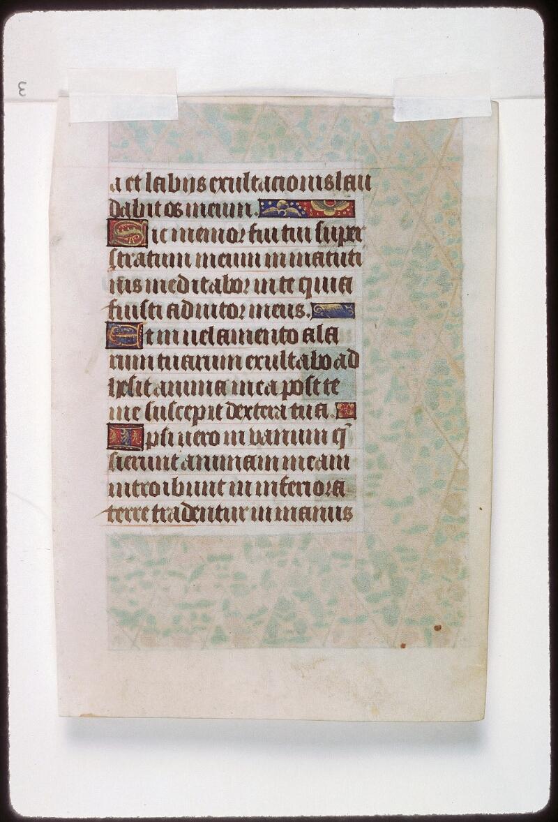 Tours, Bibl. mun., ms. 2273 A, f. 009
