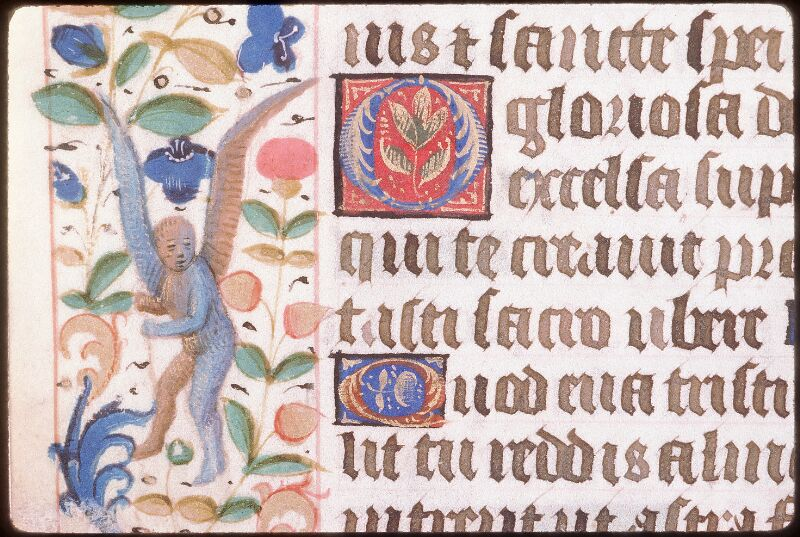 Tours, Bibl. mun., ms. 2273 A, f. 010v - vue 2