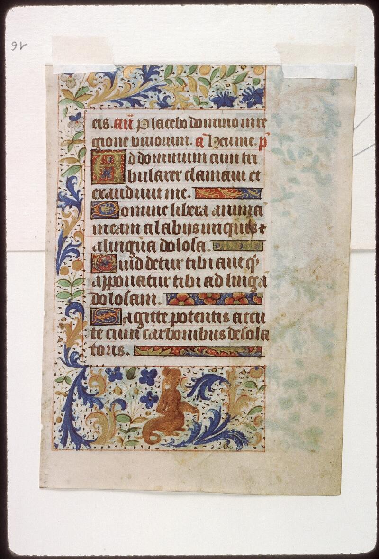 Tours, Bibl. mun., ms. 2273 A, f. 013 - vue 1