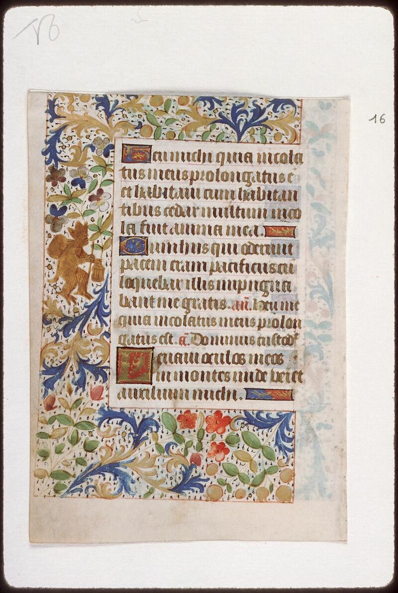 Tours, Bibl. mun., ms. 2273 A, f. 013v - vue 1