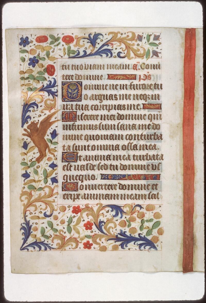 Tours, Bibl. mun., ms. 2273 A, f. 021v - vue 1