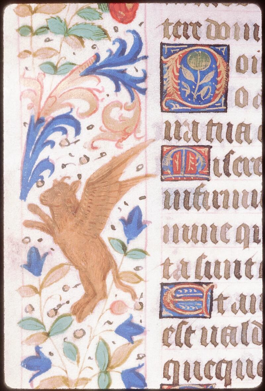 Tours, Bibl. mun., ms. 2273 A, f. 021v - vue 2