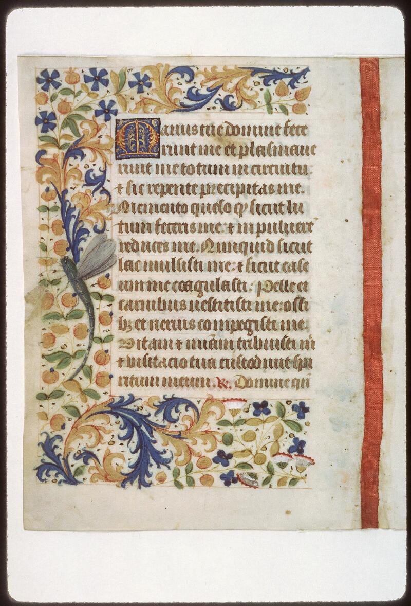 Tours, Bibl. mun., ms. 2273 A, f. 026v - vue 1