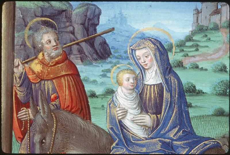Tours, Bibl. mun., ms. 2283, f. 021 - vue 3
