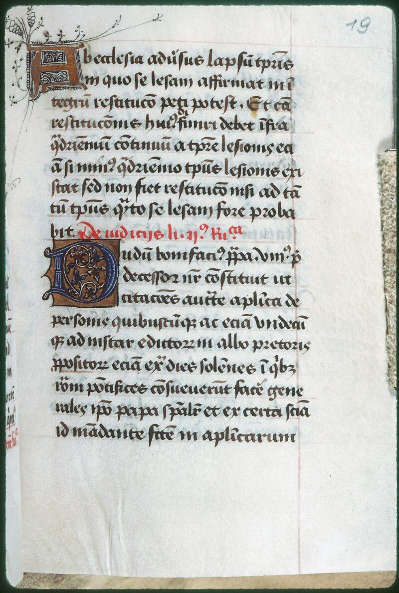 Tours, Bibl. mun., ms. Diocèse 03, f. 019