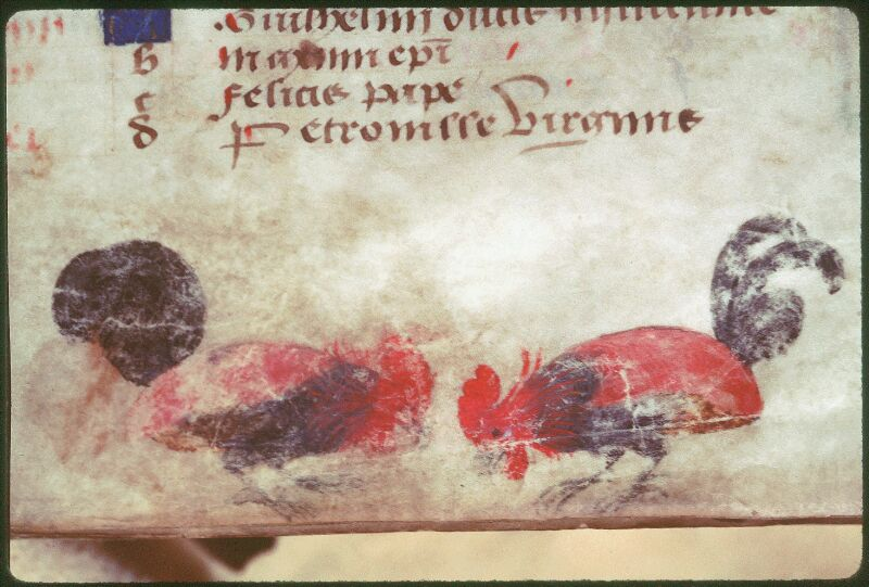 Tours, Bibl. mun., ms. Diocèse 05, f. 002 - vue 3