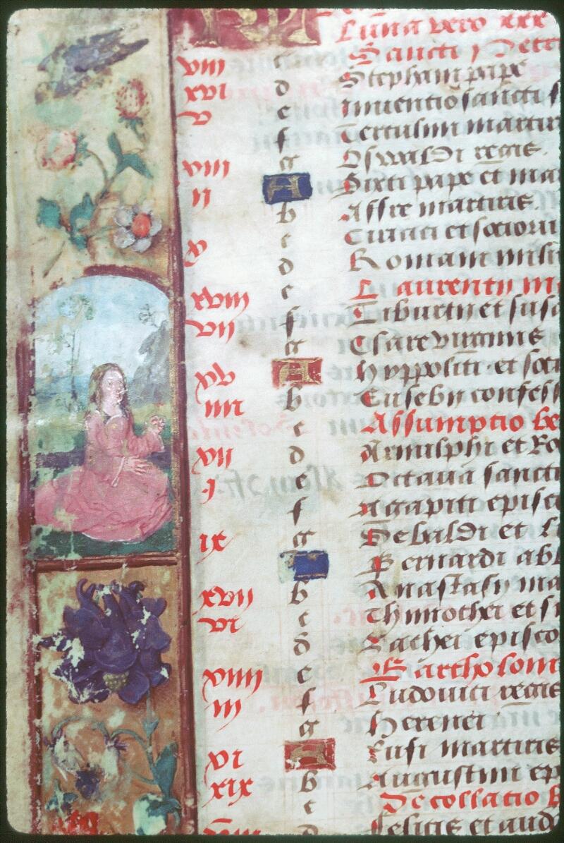 Tours, Bibl. mun., ms. Diocèse 05, f. 003v