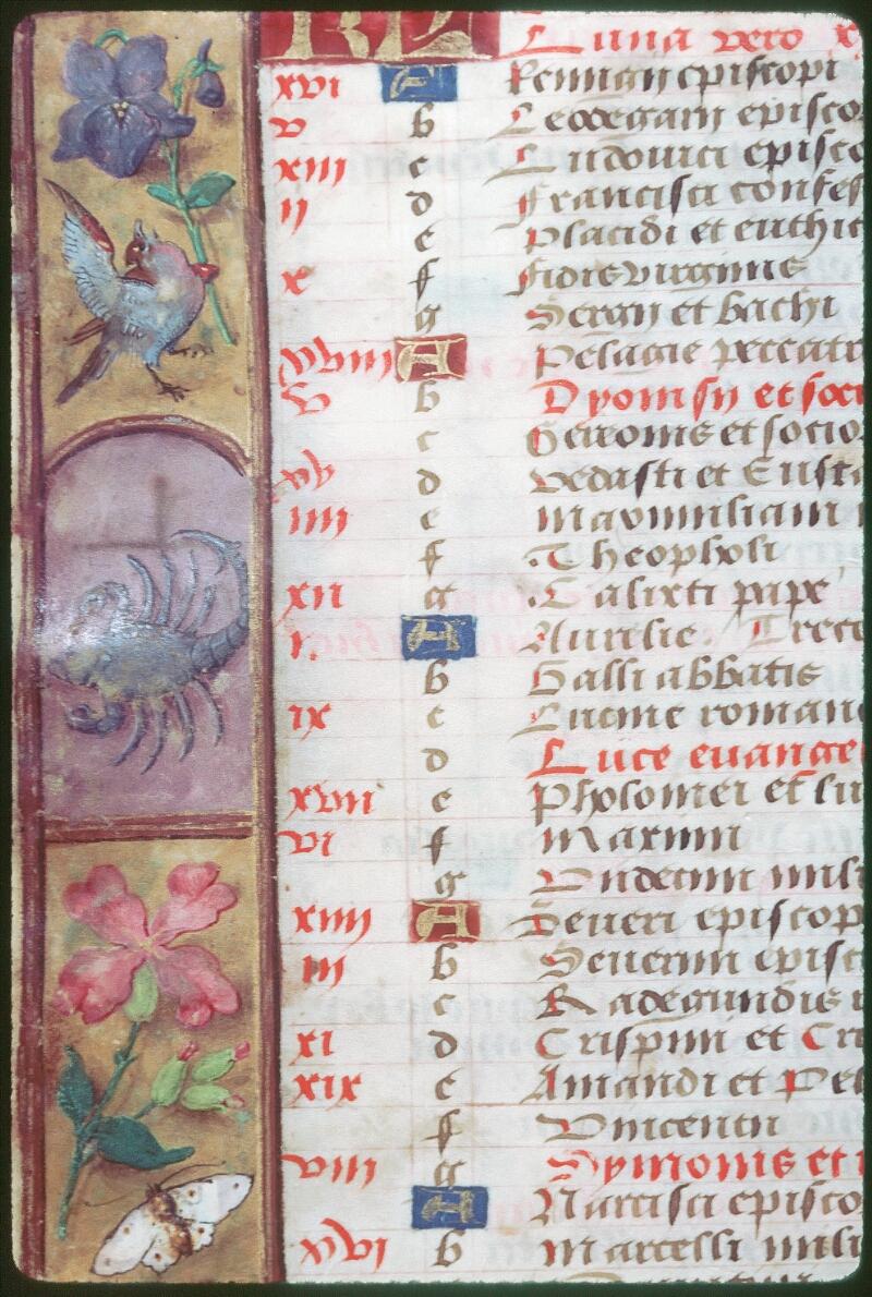 Tours, Bibl. mun., ms. Diocèse 05, f. 004v
