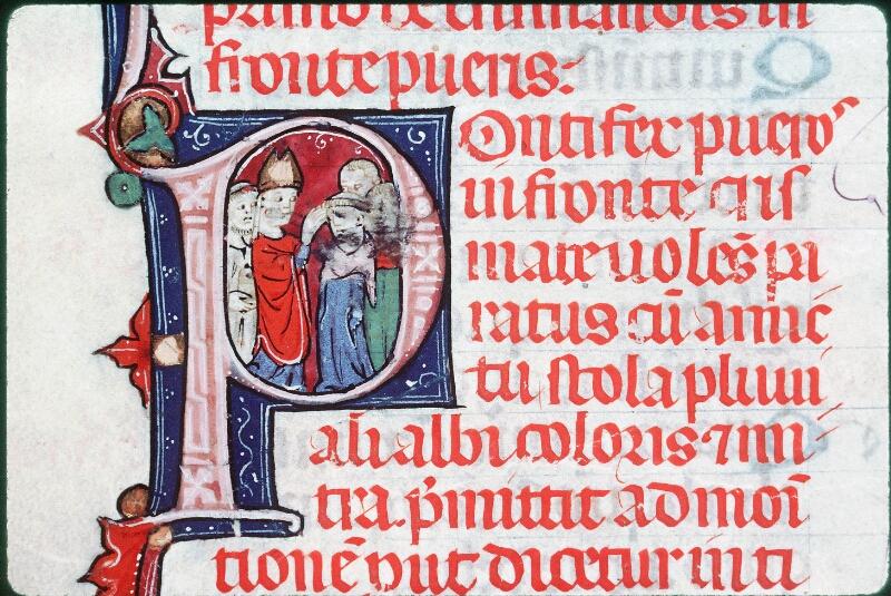 Tours, Bibl. mun., ms. Diocèse 08, f. 002v