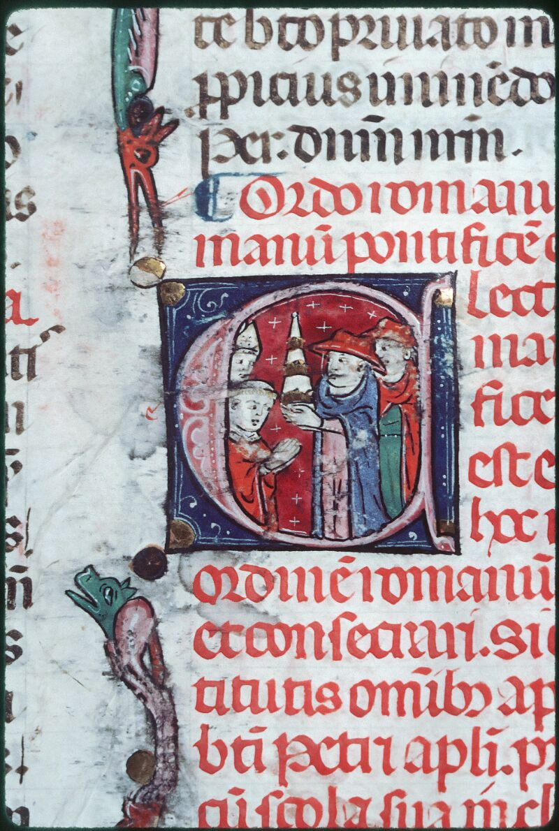 Tours, Bibl. mun., ms. Diocèse 08, f. 035 - vue 2