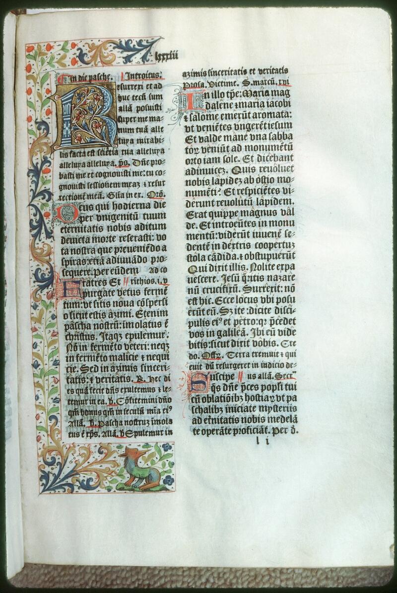 Tours, Bibl. mun., rés. 7599, f. 083 - vue 1