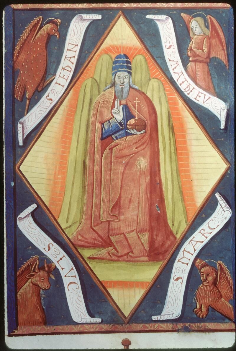 Tours, Bibl. mun., rés. 7599, f. 106 ter