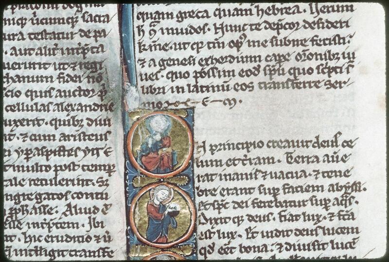 Tours, Bibl. mun., ms. 0003, f. 006 - vue 2