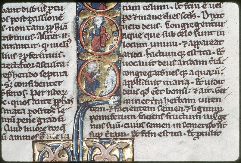 Tours, Bibl. mun., ms. 0003, f. 006 - vue 4
