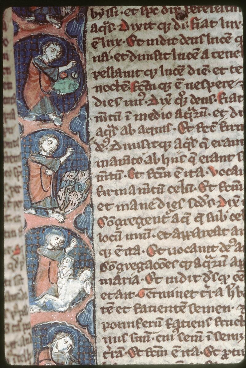 Tours, Bibl. mun., ms. 0007, f. 004 - vue 3