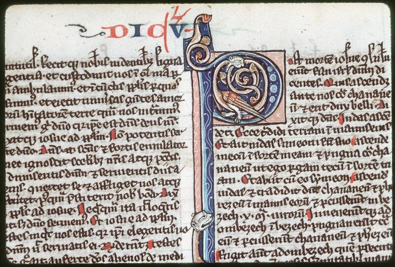 Tours, Bibl. mun., ms. 0007, f. 088 - vue 2