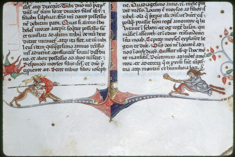 Tours, Bibl. mun., ms. 0008, f. 072 - vue 3