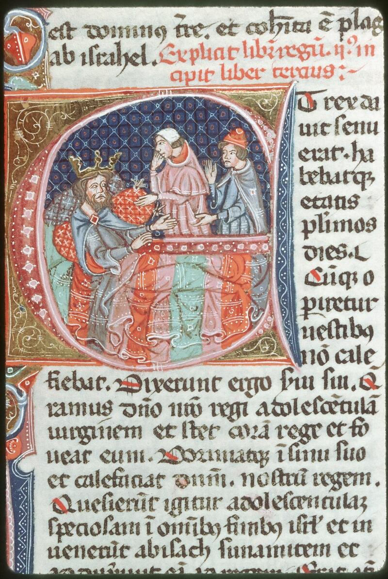 Tours, Bibl. mun., ms. 0008, f. 144 - vue 2