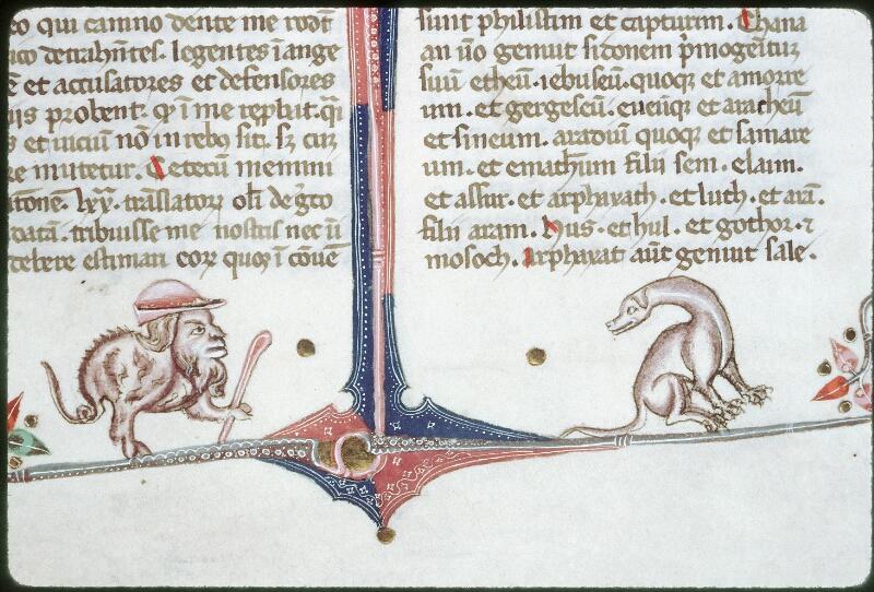 Tours, Bibl. mun., ms. 0008, f. 176 - vue 2