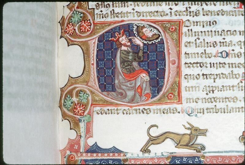 Tours, Bibl. mun., ms. 0008, f. 236 - vue 1