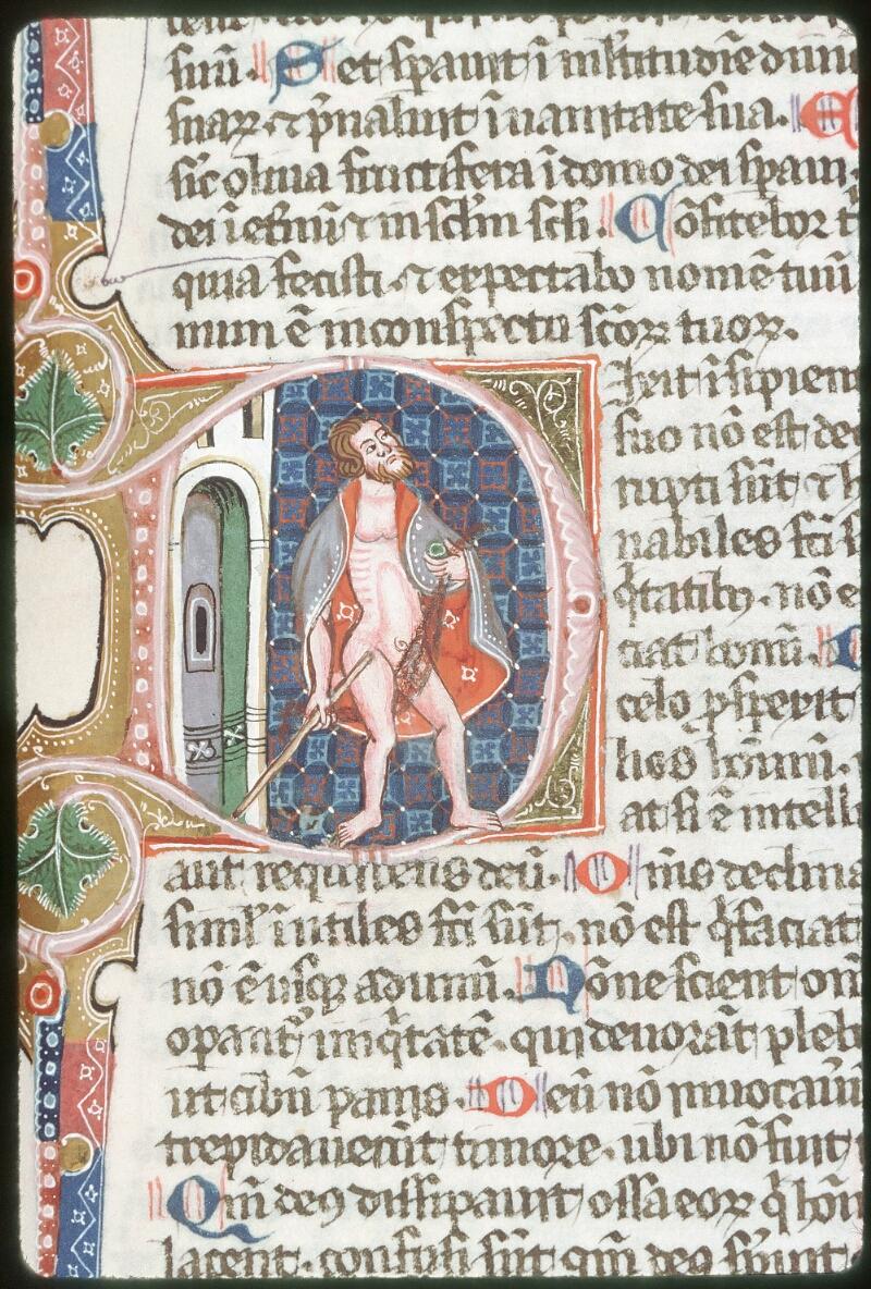 Tours, Bibl. mun., ms. 0008, f. 241 - vue 2