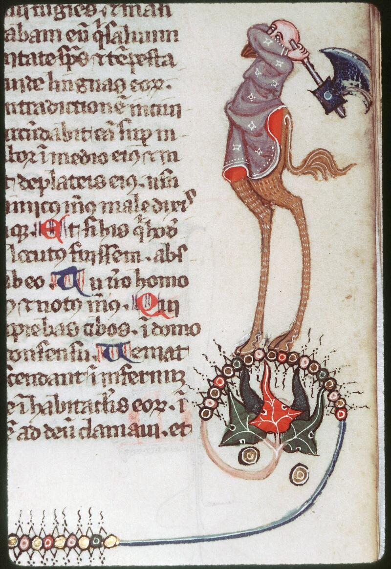 Tours, Bibl. mun., ms. 0008, f. 241 - vue 3