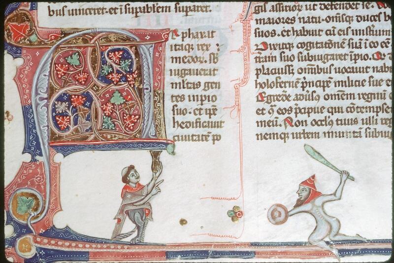 Tours, Bibl. mun., ms. 0008, f. 258 - vue 2
