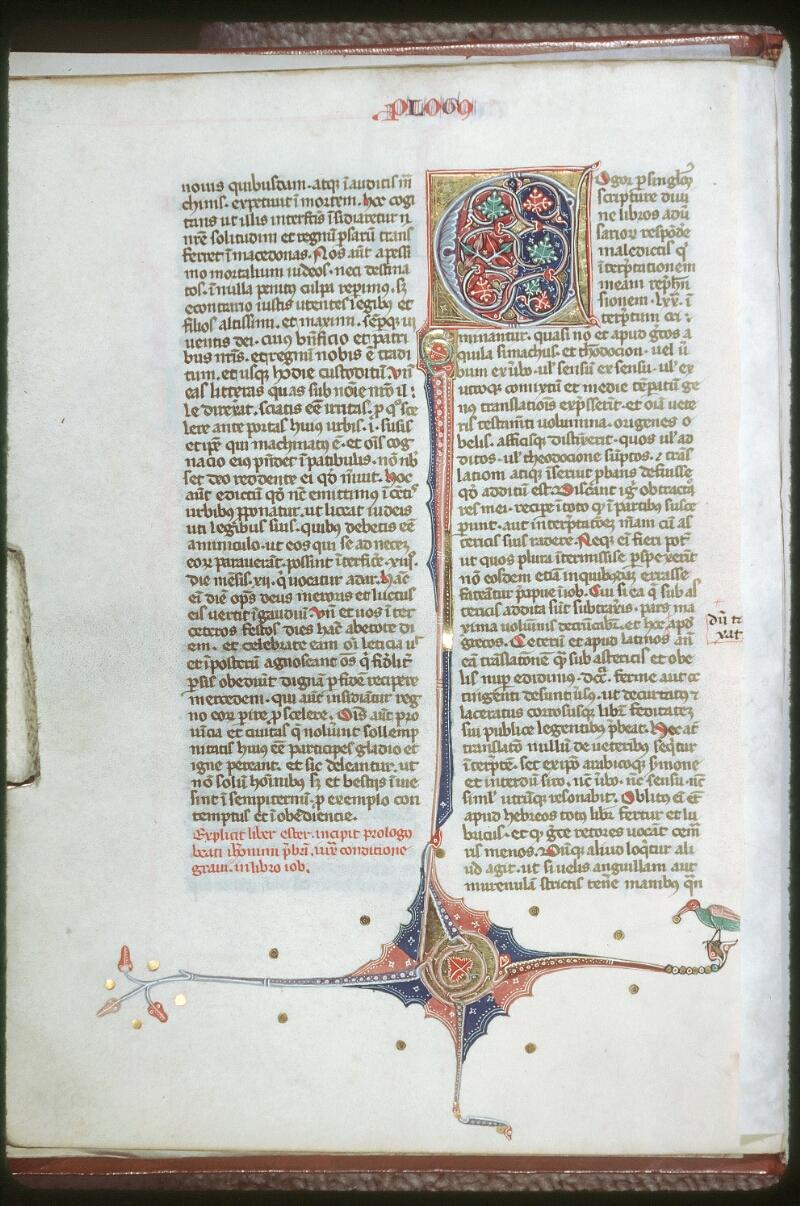 Tours, Bibl. mun., ms. 0008, f. 270v