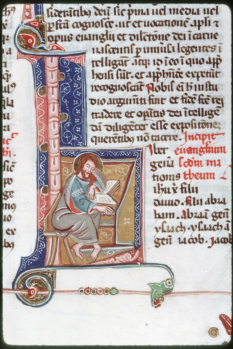 Tours, Bibl. mun., ms. 0008, f. 463 - vue 2
