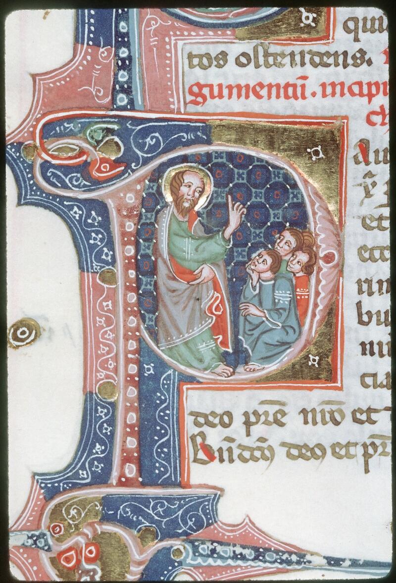 Tours, Bibl. mun., ms. 0008, f. 529 - vue 2
