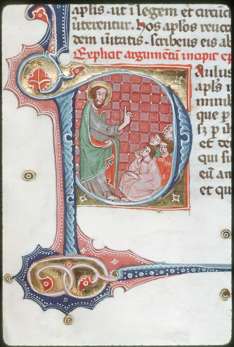 Tours, Bibl. mun., ms. 0008, f. 533 - vue 2