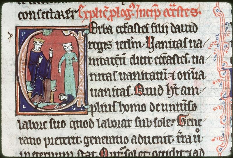 Tours, Bibl. mun., ms. 0011, f. 001 - vue 2